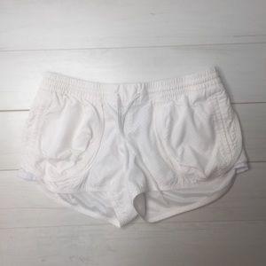 Stella MCCARTNEY Adidas Tennis Shorts White Sz M